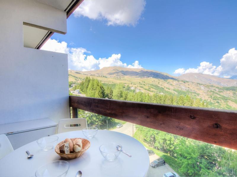 Vakantie in de bergen Appartement 1 kamers 4 personen (78) - Soyouz Vanguard - Le Corbier