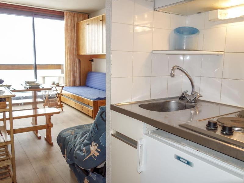 Vakantie in de bergen Appartement 1 kamers 4 personen (63) - Soyouz Vanguard - Le Corbier