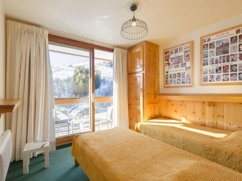 Vakantie in de bergen Appartement 3 kamers 6 personen (87) - Soyouz Vanguard - Le Corbier