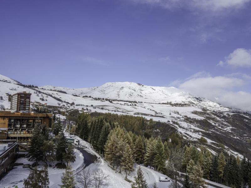 Vakantie in de bergen Appartement 3 kamers 6 personen (84) - Soyouz Vanguard - Le Corbier