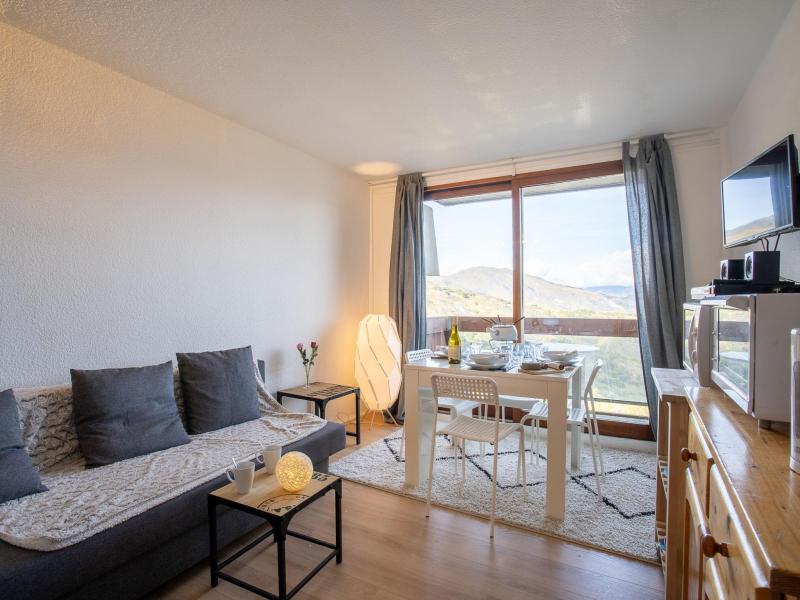Vakantie in de bergen Appartement 1 kamers 4 personen (86) - Soyouz Vanguard - Le Corbier