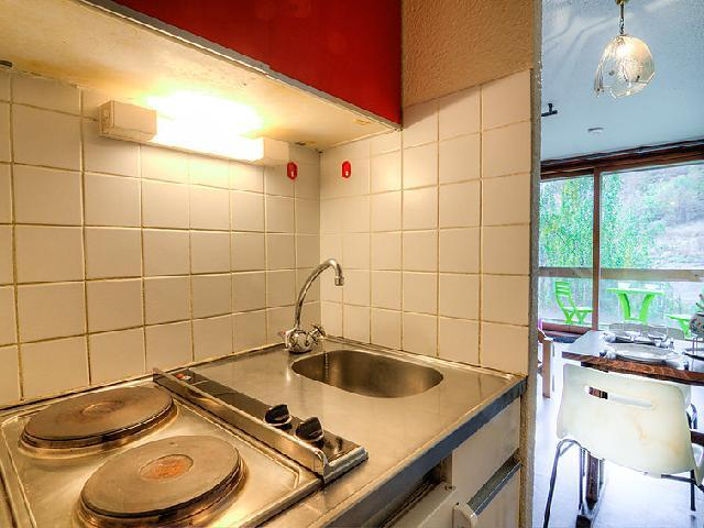 Vakantie in de bergen Appartement 1 kamers 4 personen (10) - Soyouz Vanguard - Le Corbier - Verblijf
