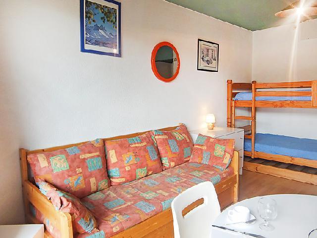 Vakantie in de bergen Appartement 1 kamers 4 personen (19) - Soyouz Vanguard - Le Corbier - Verblijf