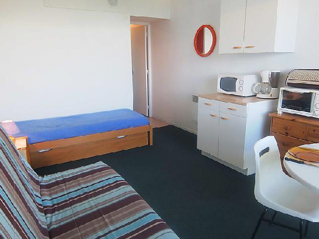 Vakantie in de bergen Appartement 1 kamers 4 personen (5) - Soyouz Vanguard - Le Corbier - Verblijf