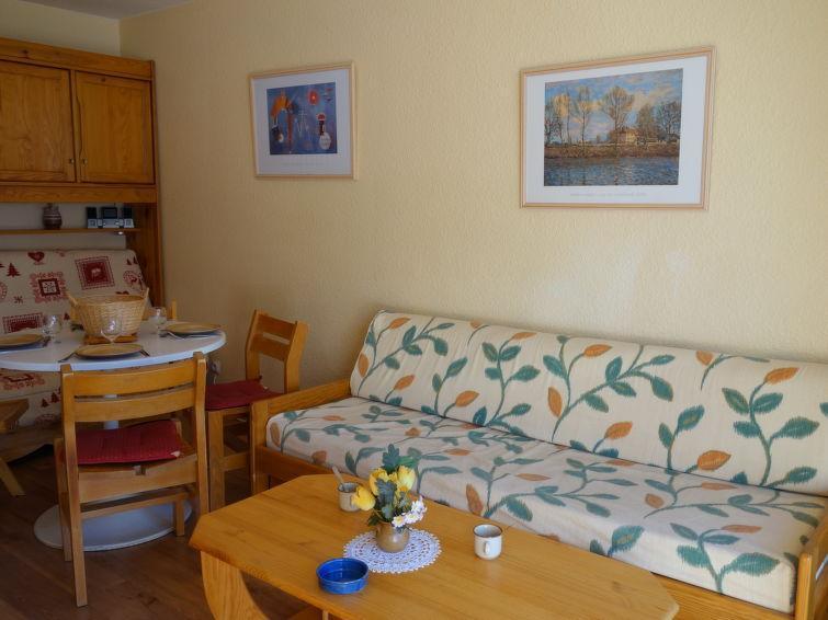 Vakantie in de bergen Appartement 1 kamers 4 personen (69) - Soyouz Vanguard - Le Corbier - Verblijf