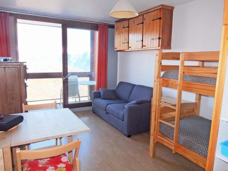 Vakantie in de bergen Appartement 1 kamers 4 personen (78) - Soyouz Vanguard - Le Corbier - Verblijf