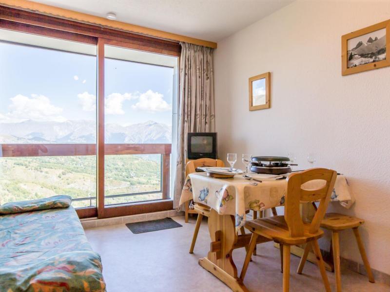 Vakantie in de bergen Appartement 1 kamers 4 personen (83) - Soyouz Vanguard - Le Corbier - Verblijf
