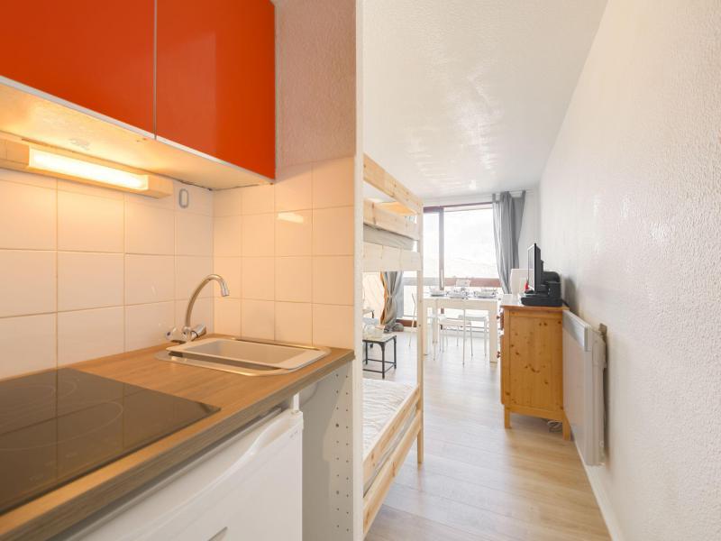 Vakantie in de bergen Appartement 1 kamers 4 personen (86) - Soyouz Vanguard - Le Corbier - Verblijf