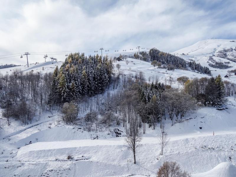 Vakantie in de bergen Appartement 3 kamers 6 personen (84) - Soyouz Vanguard - Le Corbier - Verblijf