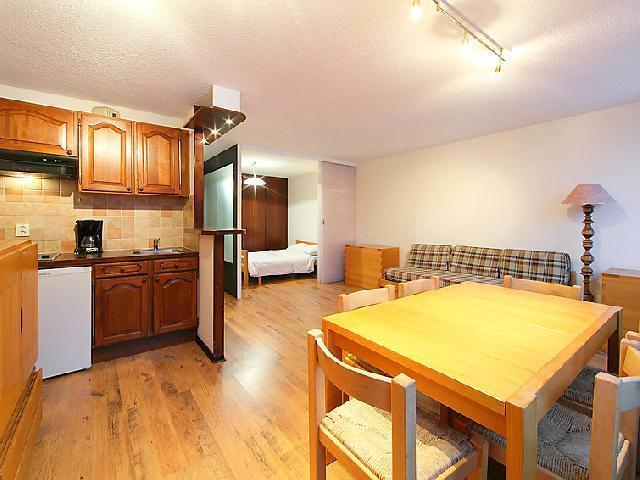 Holiday in mountain resort 1 room apartment 4 people (1) - Sun Valley - Chamonix - Accommodation