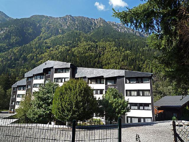 Holiday in mountain resort 0 room apartment 0 people (1) - Sun Valley - Chamonix - Summer outside