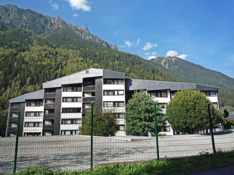 Holiday in mountain resort 1 room apartment 4 people (1) - Sun Valley - Chamonix - Summer outside
