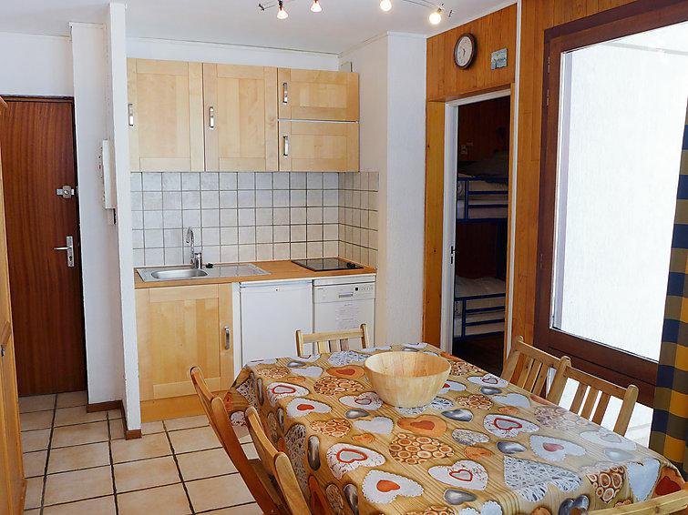 Holiday in mountain resort 2 room apartment 5 people (2) - Trolles - Tignes - Summer outside