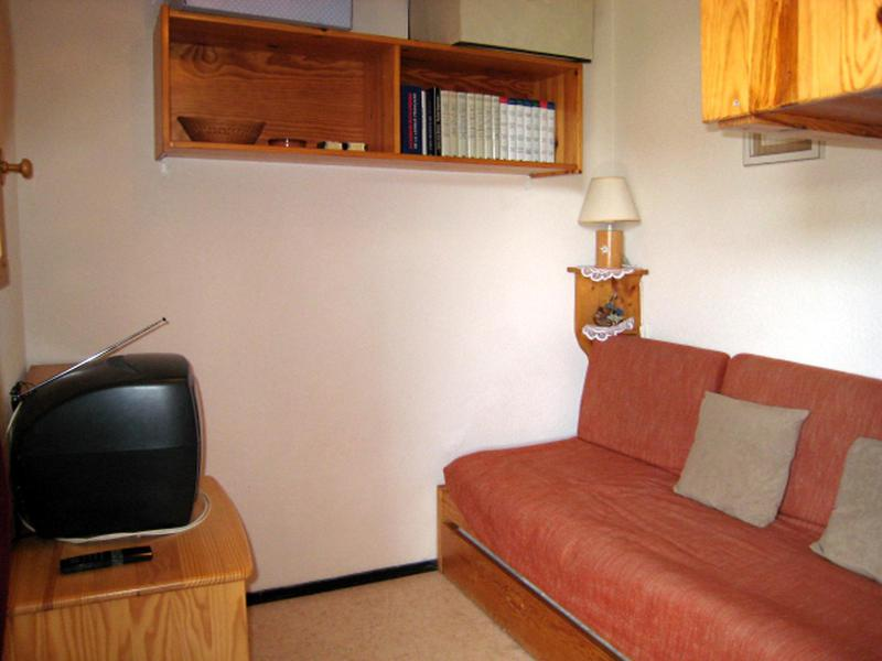 Holiday in mountain resort 1 room apartment 4 people (1) - Val d'Huez - Alpe d'Huez - Accommodation