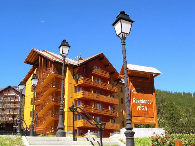 Vacaciones en montaña Vega - Risoul - Verano