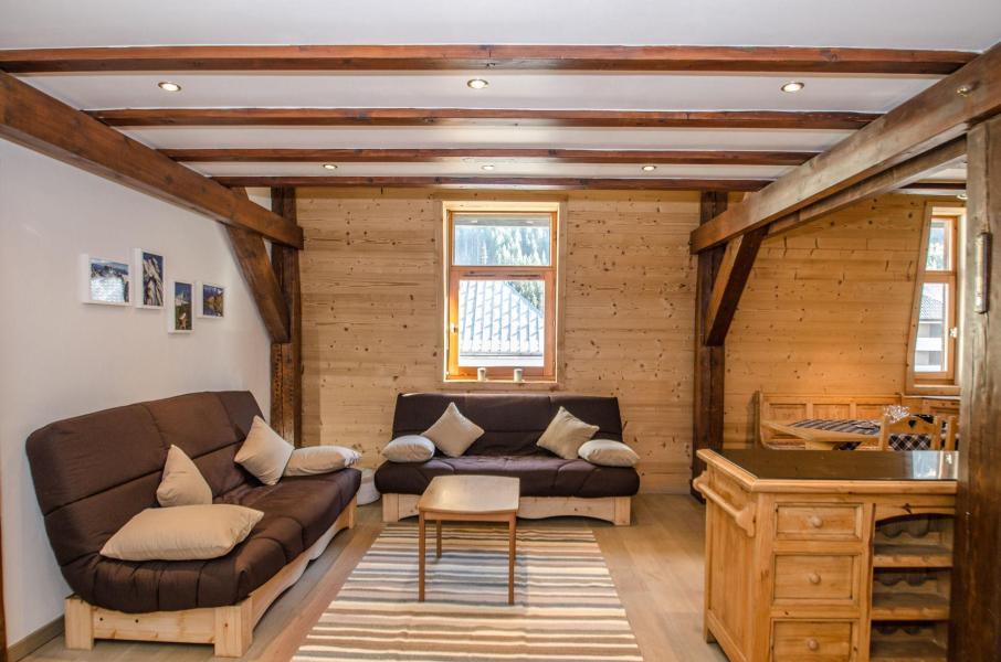 Wakacje w górach Apartament duplex 3 pokojowy 6 osób (antares) - VILLA 1930 - Chamonix - Zakwaterowanie