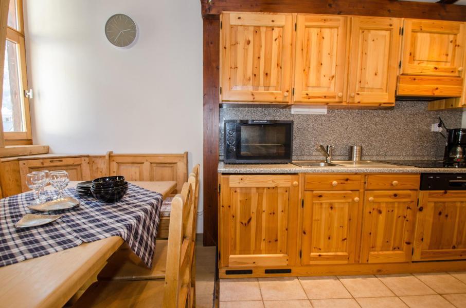 Wakacje w górach Apartament duplex 3 pokojowy 6 osób (antares) - VILLA 1930 - Chamonix - Aneks kuchenny