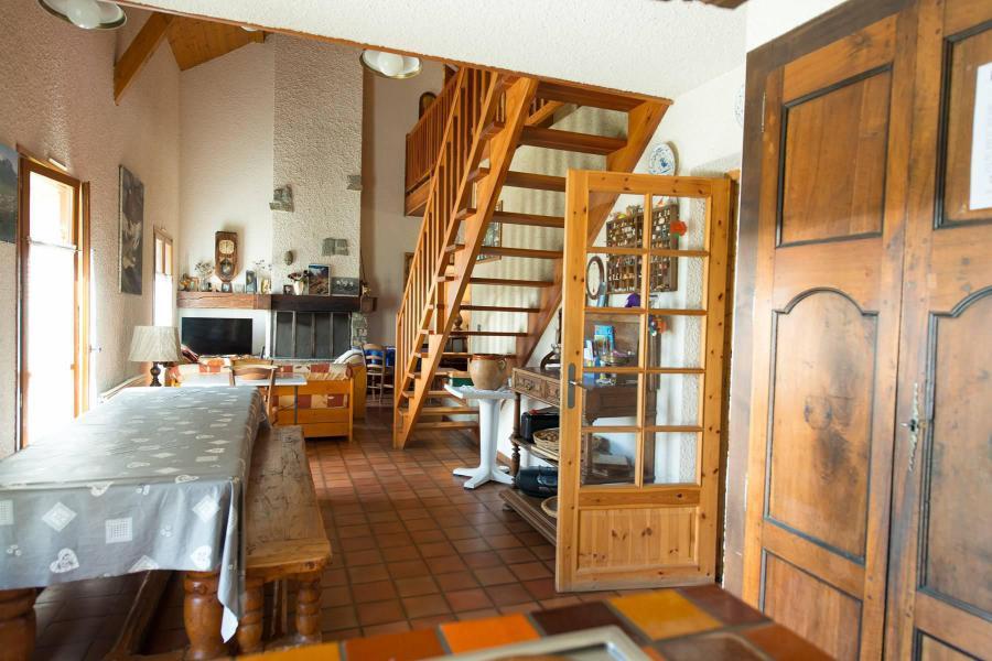 Vacaciones en montaña Villa 6 piezas para 14 personas - Villa Individuelle Hameau de Pont de Cervières - Serre Chevalier