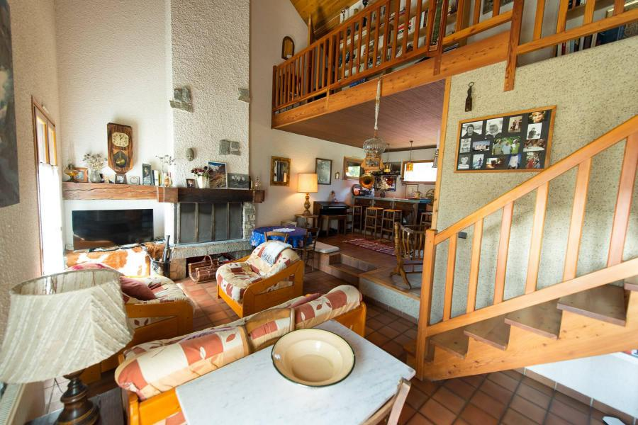 Wakacje w górach Willa 6 pokojowa na poddaszu dla 14 osób - Villa Individuelle Hameau de Pont de Cervières - Serre Chevalier - Zakwaterowanie