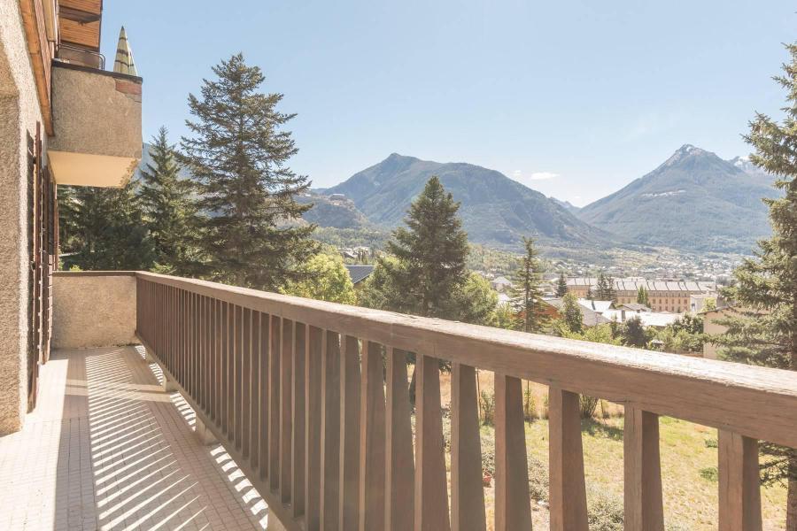 Location au ski Appartement 4 pièces 8 personnes (43) - Villa Les Muandes - Serre Chevalier - Extérieur été