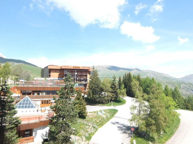 Holiday in mountain resort 1 room apartment 2 people (26) - Vostok Zodiaque - Le Corbier - Accommodation