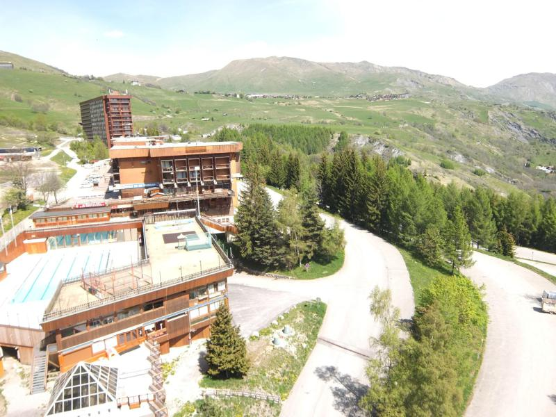 Holiday in mountain resort 1 room apartment 2 people (27) - Vostok Zodiaque - Le Corbier - Accommodation