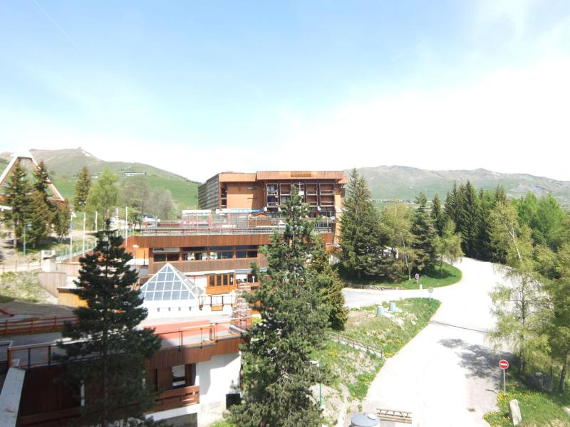 Holiday in mountain resort 1 room apartment 2 people (63) - Vostok Zodiaque - Le Corbier - Accommodation