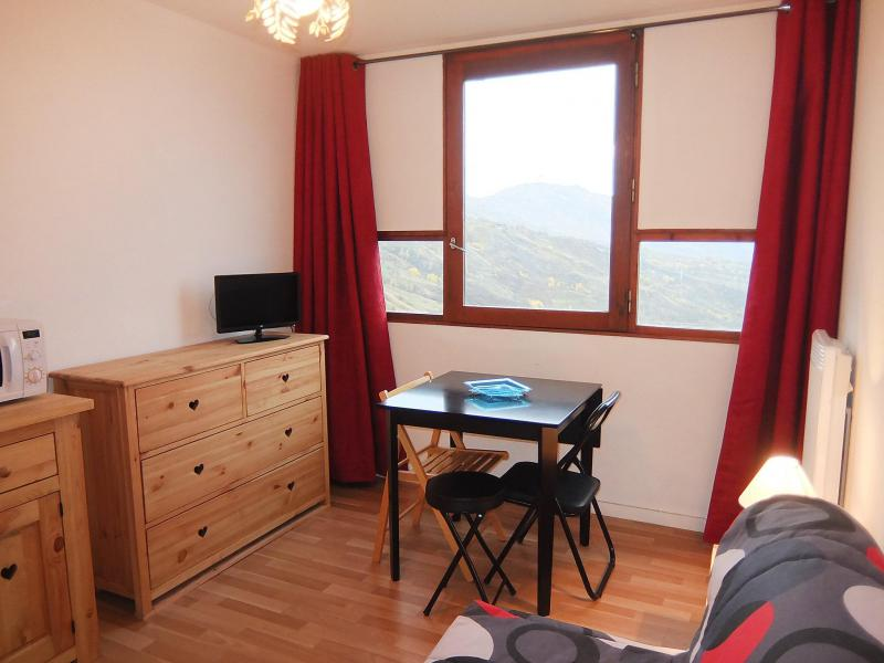 Holiday in mountain resort 1 room apartment 2 people (77) - Vostok Zodiaque - Le Corbier - Accommodation