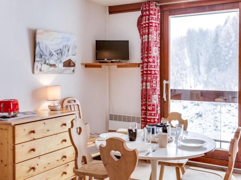 Holiday in mountain resort 1 room apartment 4 people (45) - Vostok Zodiaque - Le Corbier - Accommodation