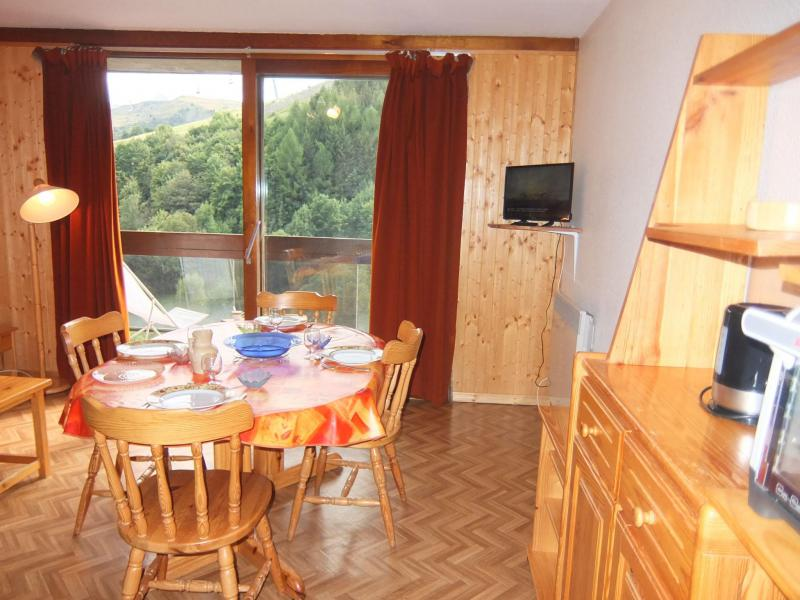 Holiday in mountain resort 1 room apartment 4 people (66) - Vostok Zodiaque - Le Corbier - Accommodation