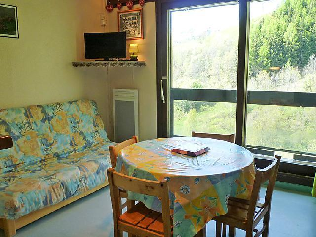 Holiday in mountain resort 2 room apartment 4 people (61) - Vostok Zodiaque - Le Corbier - Accommodation
