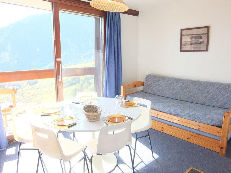 Holiday in mountain resort 2 room apartment 5 people (50) - Vostok Zodiaque - Le Corbier - Accommodation