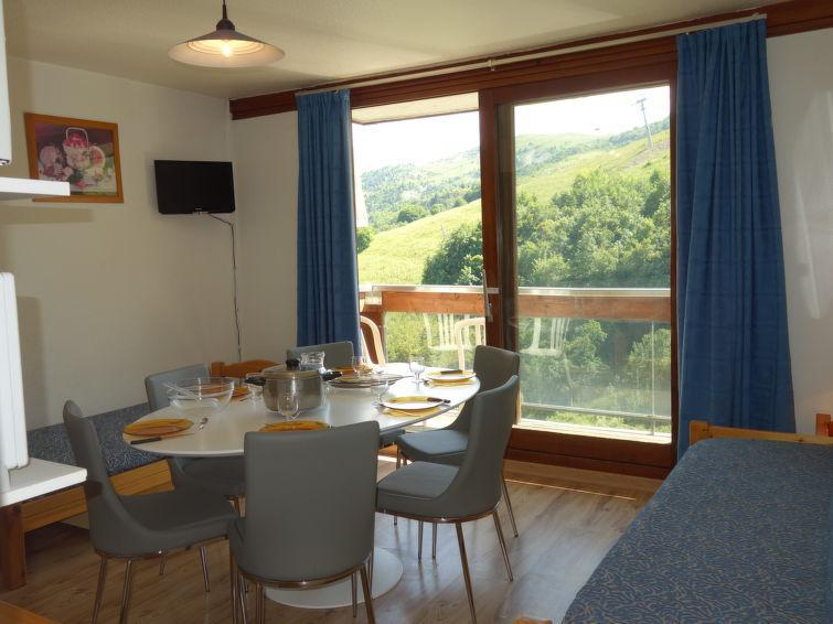 Holiday in mountain resort 3 room apartment 6 people (55) - Vostok Zodiaque - Le Corbier - Accommodation