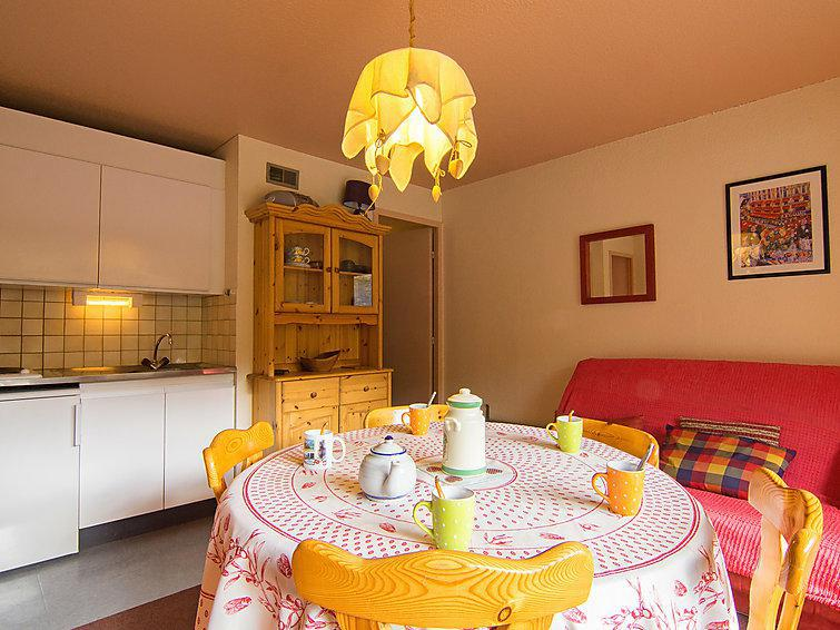 Holiday in mountain resort 3 room apartment 6 people (69) - Vostok Zodiaque - Le Corbier - Accommodation