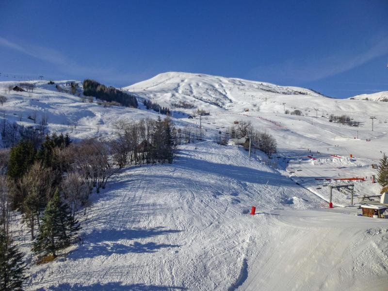 Holiday in mountain resort 3 room apartment 6 people (70) - Vostok Zodiaque - Le Corbier - Accommodation