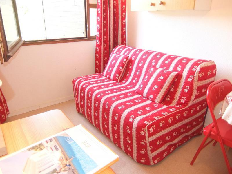 Vakantie in de bergen Appartement 1 kamers 2 personen (80) - Vostok Zodiaque - Le Corbier