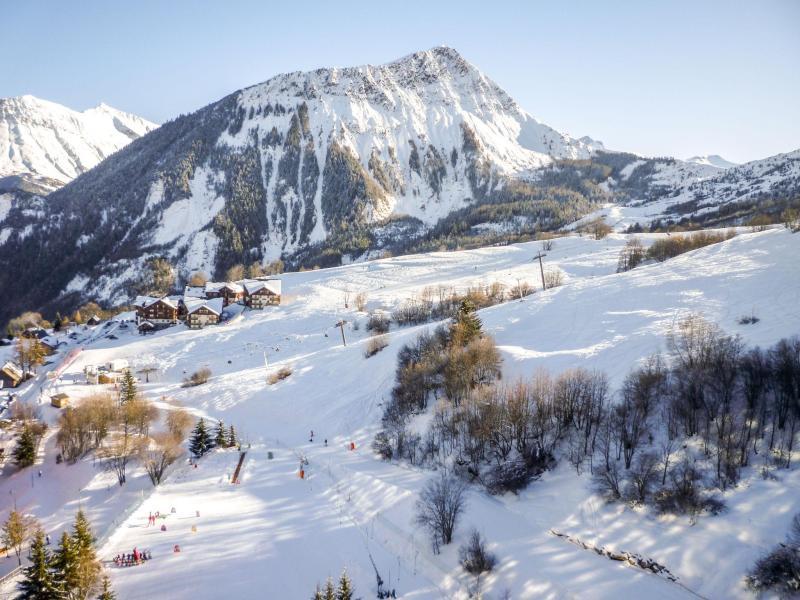 Vakantie in de bergen Vostok Zodiaque - Le Corbier