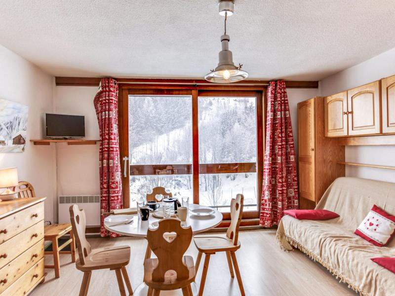 Vakantie in de bergen Appartement 1 kamers 4 personen (45) - Vostok Zodiaque - Le Corbier