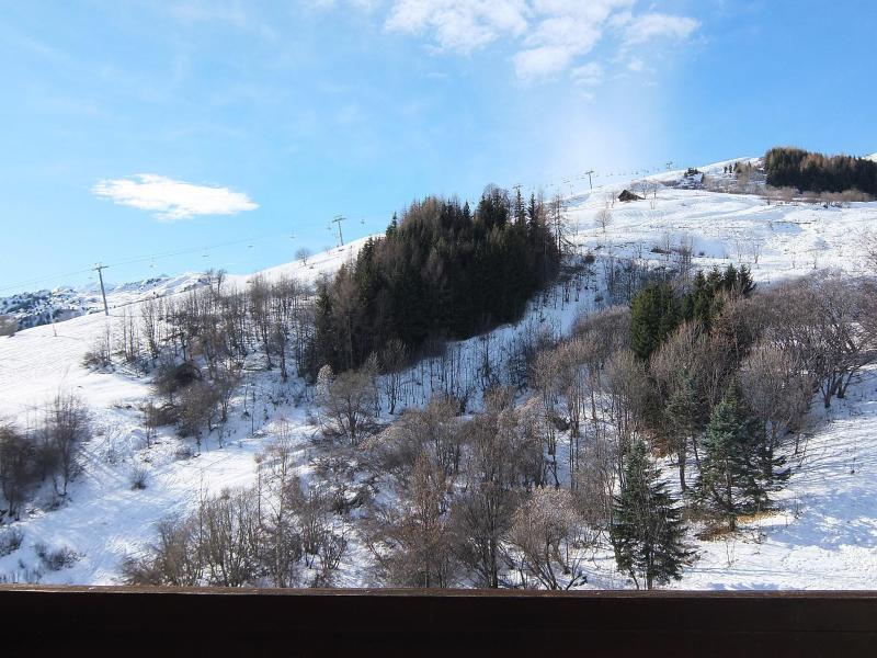 Vakantie in de bergen Appartement 3 kamers 6 personen (75) - Vostok Zodiaque - Le Corbier