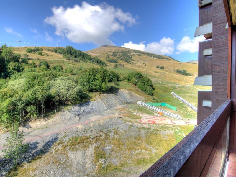 Vakantie in de bergen Appartement 1 kamers 4 personen (66) - Vostok Zodiaque - Le Corbier