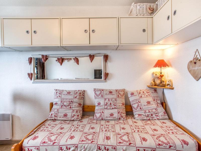 Vakantie in de bergen Appartement 1 kamers 2 personen (87) - Vostok Zodiaque - Le Corbier