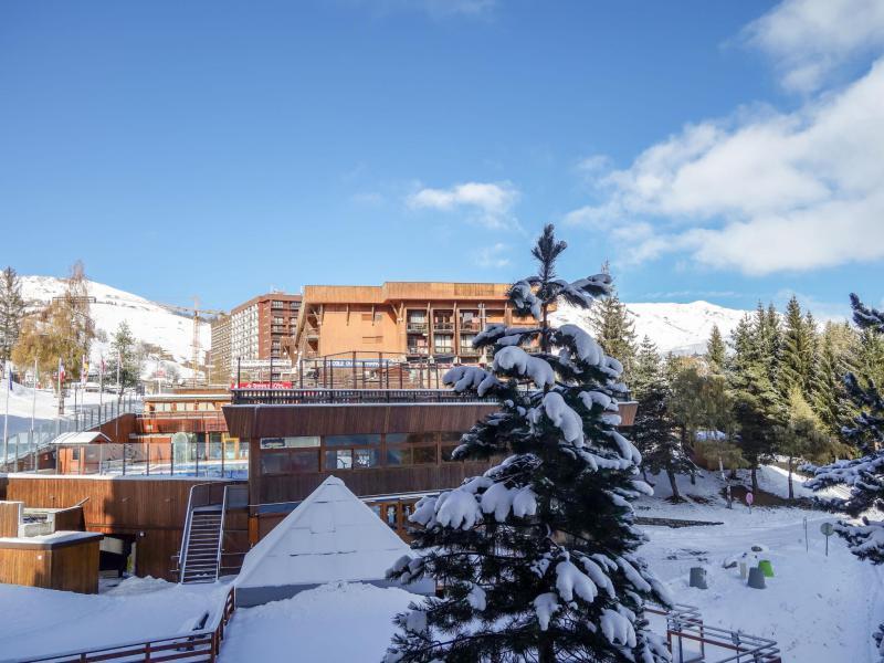 Vakantie in de bergen Appartement 1 kamers 2 personen (85) - Vostok Zodiaque - Le Corbier - Verblijf