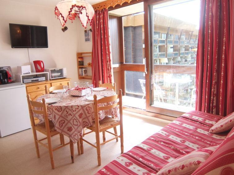 Vakantie in de bergen Appartement 1 kamers 4 personen (79) - Vostok Zodiaque - Le Corbier - Verblijf