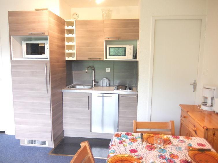 Vakantie in de bergen Appartement 3 kamers 6 personen (56) - Vostok Zodiaque - Le Corbier - Verblijf