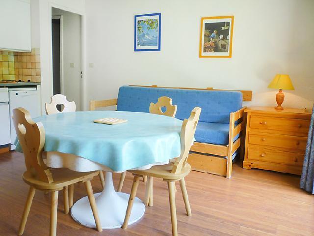 Vakantie in de bergen Appartement 3 kamers 6 personen (57) - Vostok Zodiaque - Le Corbier - Verblijf