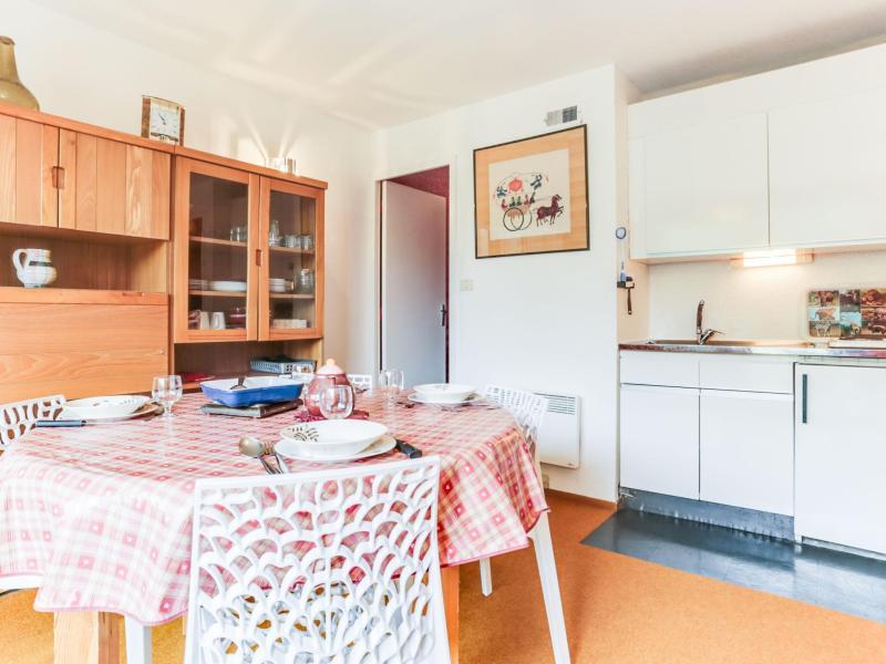 Vakantie in de bergen Appartement 3 kamers 6 personen (70) - Vostok Zodiaque - Le Corbier - Verblijf