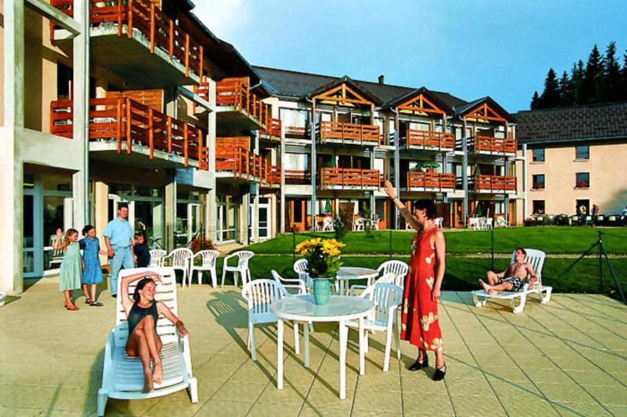 Location au ski VVF Villages Jura les Rousses - Les Rousses - Extérieur été