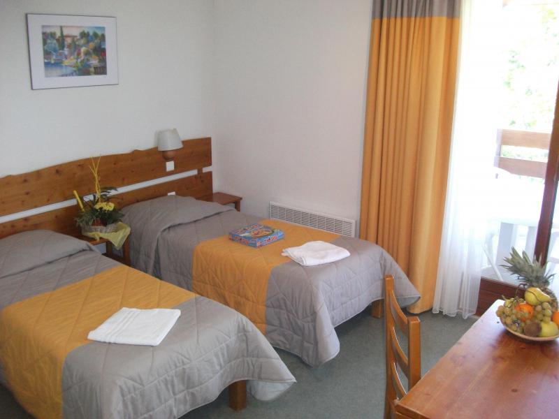 Vacances en montagne VVF Villages Jura les Rousses - Les Rousses - Chambre