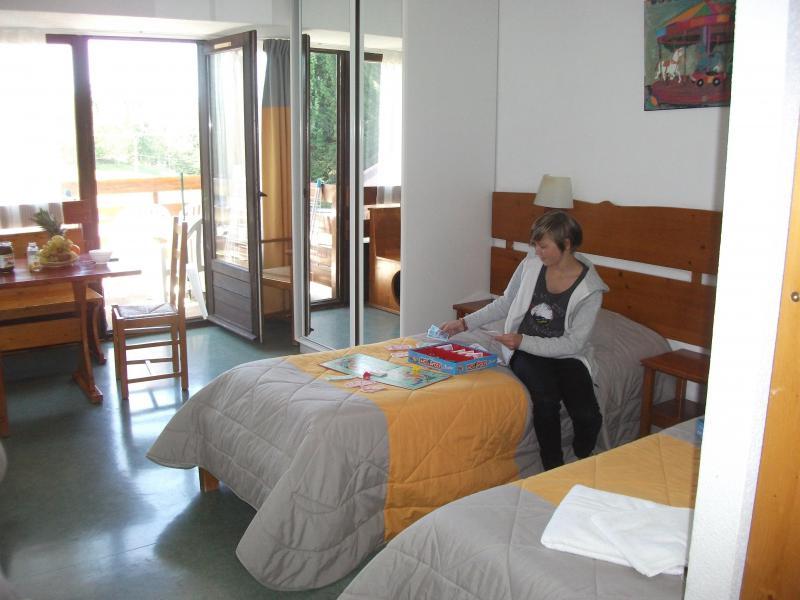 Vacances en montagne VVF Villages Jura les Rousses - Les Rousses - Lit simple