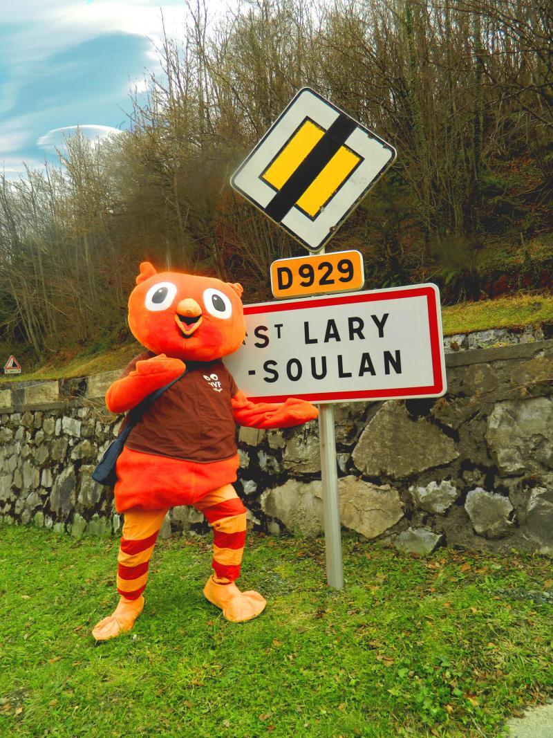 Vakantie in de bergen VVF Villages l'Aure Pyrénéen - Saint Lary Soulan - Buiten zomer